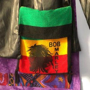 Handbags - Bob Marley crossbody bag💚💛❤️